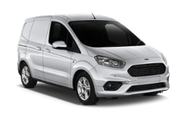 FORD TRANSIT COURIER MAN 2 SEATS